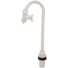 Product Image - Laboratory Faucets PP - GNFRF - Angle