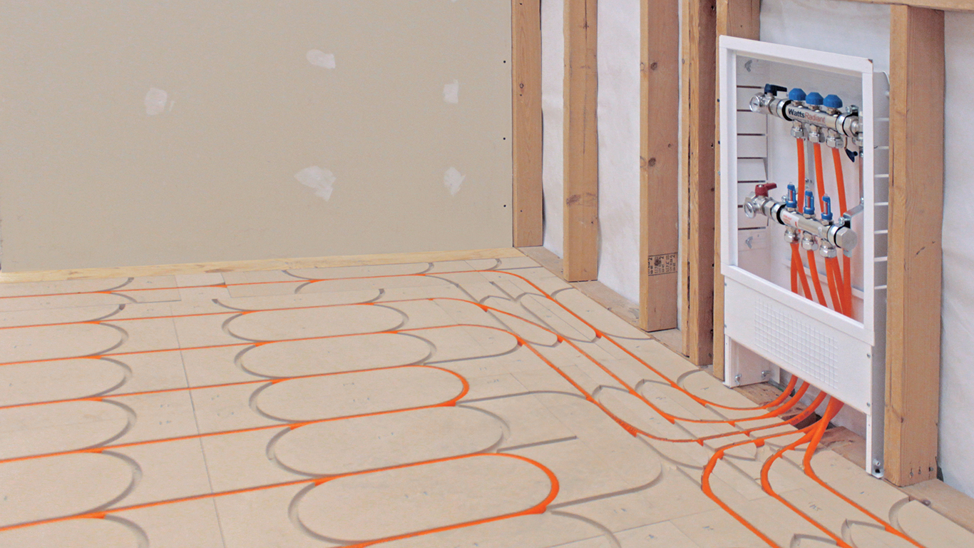 Radiant Heating & Snow Melting Solutions